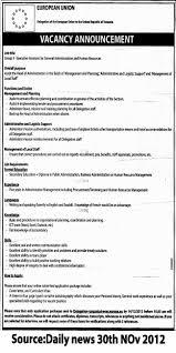 executive assistant for general administration and human resources job description