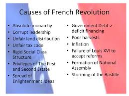 causes of the french revolution essays causes of the french revolution