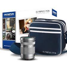 Купить Объектив <b>Olympus PEN</b> Zoom Kit Silver в каталоге ...