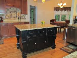 black kitchen island it works well with laminate materials like wood a softer black color g