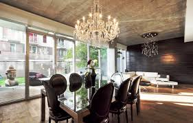 Best Dining Room Chandeliers Stylish And Stunning Modern Dining Room Design Idea With Ceiling