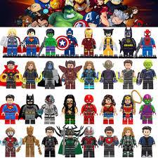 Aliexpress.com : Buy <b>Super Heroes Thanos Iron</b> Man Hulk ...