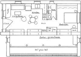 Strawbale Earthbag Vault and Greenhouse Plan