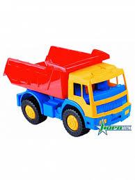 <b>Машина грузовик Зубр</b> 54см 058 <b>Нордпласт</b> - купить в Барнауле ...
