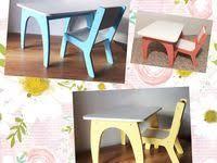 209 лучших изображений доски «<b>Детские столы и стулья</b>» в ...