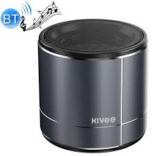 <b>KIVEE</b> KV-<b>MW02 Mini</b> Wireless Bluetooth Speaker, Support TF & FM ...