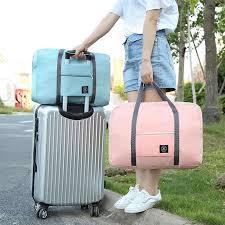 <b>PipiFren</b> Travel <b>Bags</b> Luggage Weekend foldable travel Nylon duffle ...