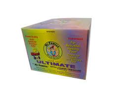 Mr. <b>Pumice</b> Ultimate <b>2 in 1</b> Pumi Bar (Pack/12 pcs) - Princess Nail ...