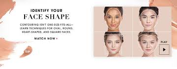 contouring basics to easily identify your face shape smile it accentuates natural bone structure