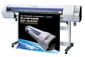 Resultado de imagem para impressora Roland sp 540v