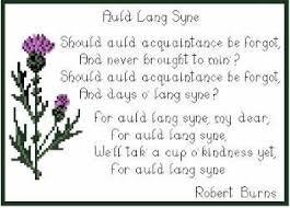 Image result for Robert Burns-Auld Lang Syne