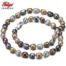 <b>Feige Special offer</b> Baroque style 7-8MM Multicolor Freshwater ...