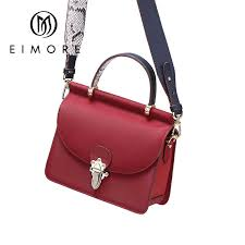 <b>EIMORE</b> Brand Genuine Leather Backpack Women Famous ...