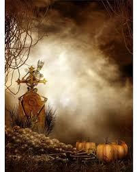 GreenDecor Polyster <b>5x7ft</b> Halloween <b>Background</b> Human ...