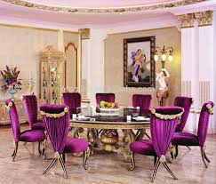 French Dining Room Table French New Classic Dining Room Furniture Luxury Wood Carving Round