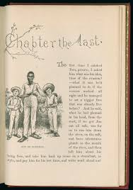mark twain huckleberry finn and race in postbellum america image of out of bondage