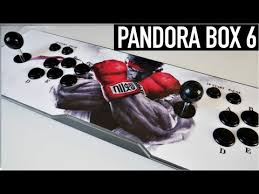 <b>LATEST</b> Pandora Box 6 1099 <b>Arcade</b> Gaming Console - 1099 ...
