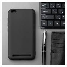 <b>Чехол Innovation, для Xiaomi</b> Redmi 5A, силиконовый, матовый ...