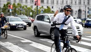 the west leads the nation for percentage of households that walk san francisco bike coalition bike to work day
