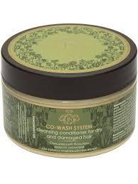 <b>Очищающий бальзам вместо шампуня</b> для сухих и ...
