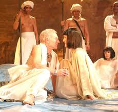 dates and sources antony cleopatra royal shakespeare company