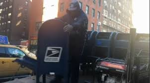 USPS Replacing All NYC Mailboxes for <b>New Anti</b>-Fishing Model