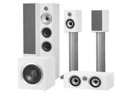 Обзор <b>комплекта акустики</b> 5.1 <b>B&W</b> 700 S2 Series