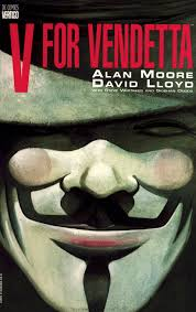 v for vendetta by alan moore books like