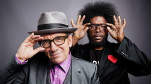 First Listen: <b>Elvis Costello</b> & The <b>Roots</b>, 'Wise Up Ghost' : NPR