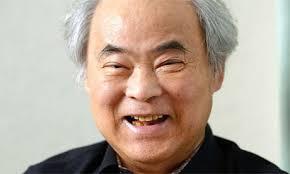 Cartoonist Keiji Nakazawa. Available to all … Keiji Nakazawa's Hadashi No Gen. Photograph: The Asahi Shimbun/Getty Images - Cartoonist-Keiji-Nakazawa-010