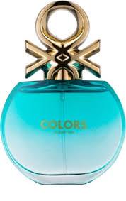 <b>Benetton Colors de</b> Benetton Blue Eau de Toilette for Women 80 ml ...