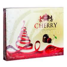 Купить Шоколадные <b>конфеты Carla</b> Вишня в ликере 190 гр цена