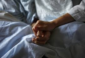 Image result for cancer woman dying