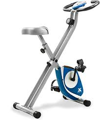 XTERRA Fitness FB150 Folding Exercise Bike, Silver ... - Amazon.com