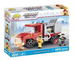 <b>Cobi</b> Action <b>Town City Pumper</b> Truck 1468 - Krauta.ee