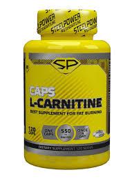 <b>L</b>-<b>Карнитин Тартрат L</b>-<b>Carnitine</b>, <b>120</b> капсул SteelPower Nutrition ...