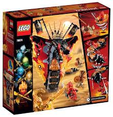Купить <b>Конструктор LEGO Ninjago 70674</b> Огненный кинжал по ...