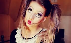 doll make up tutorial hannah leigh