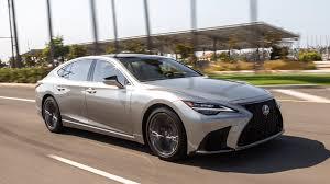 2021 <b>Lexus LS</b> Buyer's Guide: Reviews, Specs, Comparisons