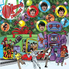 The <b>Monkees Christmas Party</b> CD