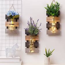 Wall mounted <b>Hydroponic</b> Container <b>Pastoral</b> Wall Hanging ...