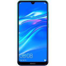 Купить Смартфон <b>Huawei Y7</b> 2019 (DUB-LX1) Aurora Blue в ...
