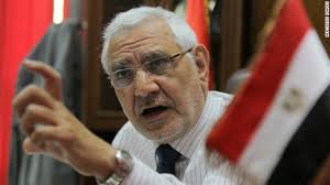 Egyptian presidential candidate Abdel Moneim Aboul Fotouh was carjacked and beaten by masked gunmen. STORY HIGHLIGHTS. Masked gunmen beat Aboul Fotouh and ... - 120224105721-egypt-abdel-moneim-aboul-fotouh-story-top