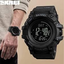 Skmei Watch Nepal - <b>SKMEI Countdown Stopwatch</b> Pedometer ...