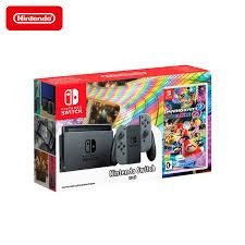 <b>Игровая</b> консоль <b>Nintendo Switch</b> + Mariо Kart 8 Deluxe, купить по ...