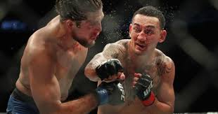 Max Holloway Breaks UFC Striking Records With Fourth-Round ...