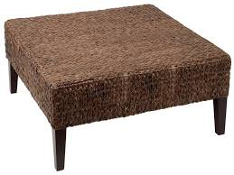 home furniture round wicker ottoman for your living room amazing unique round wicker ottoman amazing bamboo furniture design ideas