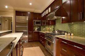Small Picture Modren Light Cherry Cabinets Kitchen On Decorating