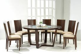 interior decor applying modern dining room sets