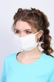 Повязка (<b>маска</b>) <b>тканевая для</b> лица №2 от компании ВиоТекс